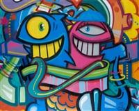graffiti party 2 by pez