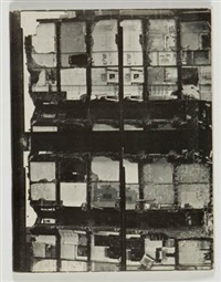 wallpapers, splittin & circus: the caribbean orange (3 works) by gordon matta-clark