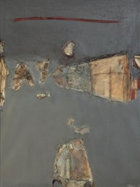 horison abu - abu (grey horizon) by ahmad sadali
