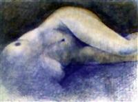 desnudo femenino by darío morales