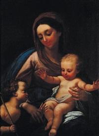 sainte famille by trevisiani