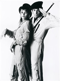 paul et linda by linda mccartney