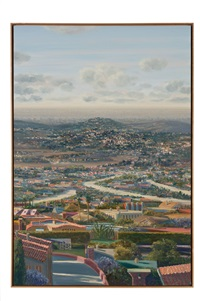 view from the top of westridge by larry cohen