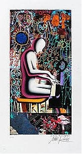 playing under supervision by mark and paul kostabi