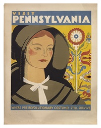 visit pennsylvania/pre-revolutionary costumes by katherine milhous
