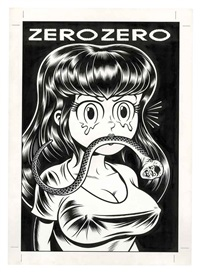 zero zero 8 by charles burns
