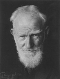 g. b. shaw by robert de smet