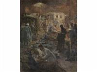 hôpital de campagne by clémentine dubois