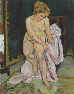 artwork by suzanne valadon