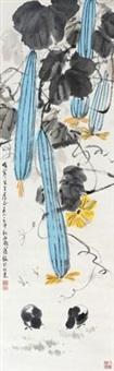 丝瓜小鸡 by luo ming