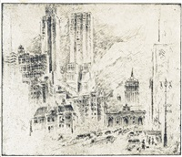 grand central station by werner drewes