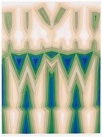 fold/slice topo ii by tauba auerbach