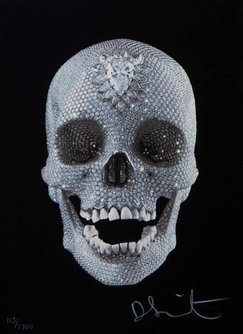 for the love of god, believe (2007) by damien hirst