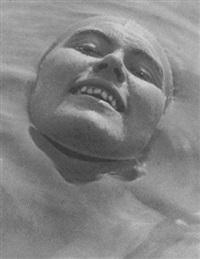 rückschwimmerin by franz senkinc