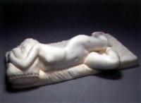 mujer en la almohada by manuel de la fuente