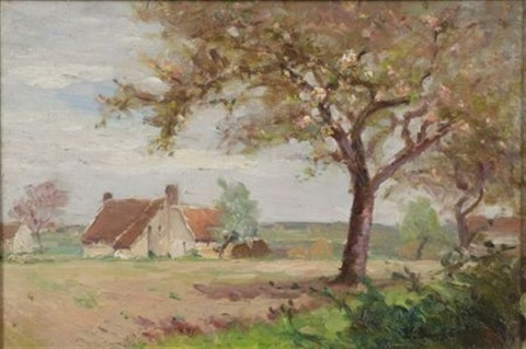 farm near gien france by lucien bleyfus