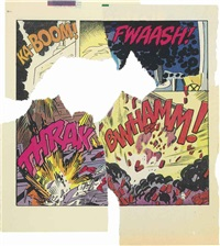 fwaash! by christian marclay