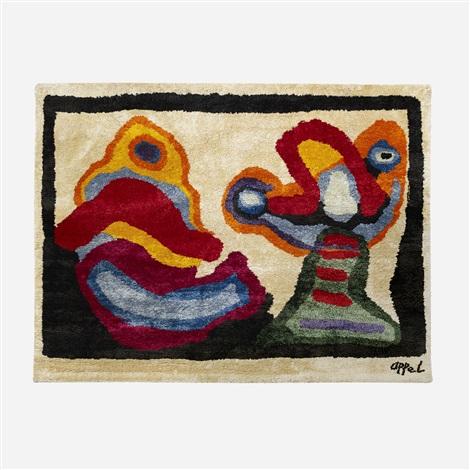 tapestry by karel appel