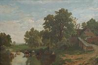 vee in het water by edward verpoorten