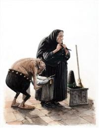 sans titre by jean-baptiste monge