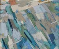 air bleu vert by raymond abner