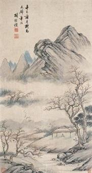 山水 by xiang shengmo