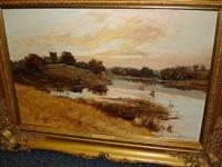 river scene by john hamilton glass