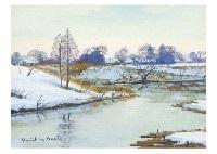 morning in the winter day by shoichiro nushi