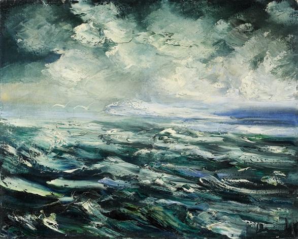 marine by maurice de vlaminck