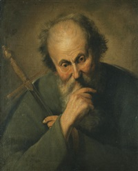 saint paul by jacques des rousseaux
