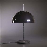 lampada da tavolo 584-p by gino sarfatti