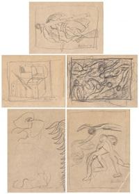 Five Sketches, 1935–1937