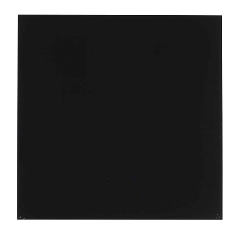 untitled from the new york international portfolio by ad reinhardt