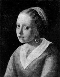 Bildnis einer jungen Frau mit..., 1600–1699