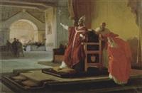 scena storica by francesco valaperta