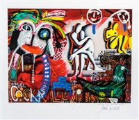 one step beyond by mark and paul kostabi