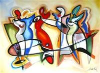 festival by alfred gockel