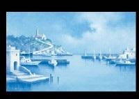 port with church by jihei higuchi