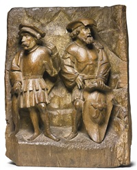 two soldiers by flemish school (16)