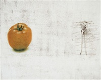 tomato by jim dine