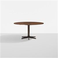 dining table by ole & torben lind gjerlov-knudsen