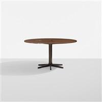 dining table by ole gjerlov-knudsen & torben lind