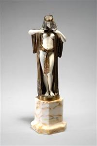 ägypterin (designed by prof. e. boehm) by gladenbeck (co.)