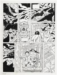 planche 42 du tome 2 de l'impératrice rouge: coeurs d'acier by adamov