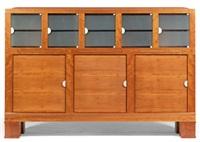 abacus sideboard mod. s 1390 by leon krier