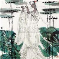 竹影风清 by liu shufeng