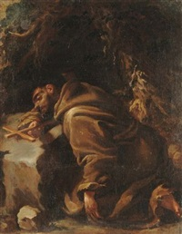 estasi di san francesco by domenico mondo