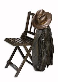 Silla, chaqueta y sombrero, 1985