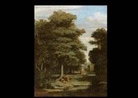 berger d'arcadie by nicolas louis cabat