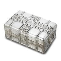 a cigar box by arthur l. barney
